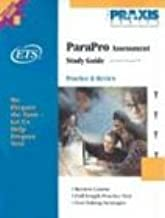 ParaPro Assessment Study Guide, Test Codes 0755 and 1755 (The Praxis Series) (Praxis Study Guides)