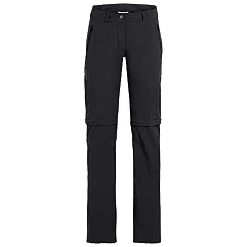 Women\'s Farley Stretch ZO Pants, Schwarz, 38