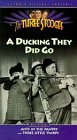 The Three Stooges: A Ducking They Did Go [VHS]