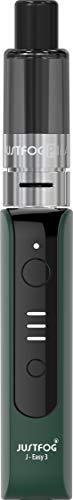 Justfog sigaretta elettronica Kit P16A 900 mAh Green (Prodotto senza nicotina)