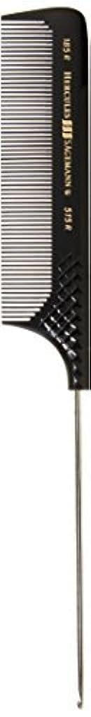 ツーリスト消す認識Hercules S?gemann Pin Tail Comb with Stainless Steel Needle & Hook 9