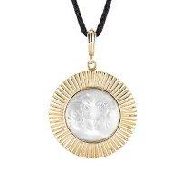 Lalique (Unternehmen) Anhänger der Kuss 10529100
