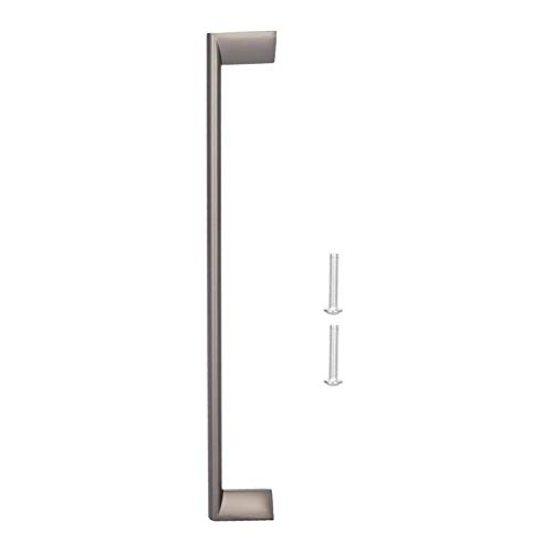 Manija de puerta moderna de aleación de zinc Suministros de oficina para oficina con cajones(19.8cm)