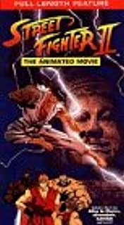 Street Fighter 2 [VHS]