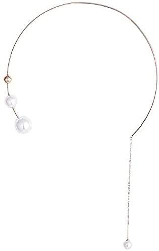BEISUOSIBYW Co.,Ltd Collares Flecos Collar Colgante Cadena Cadena Collar Cadena Mujer Regalos