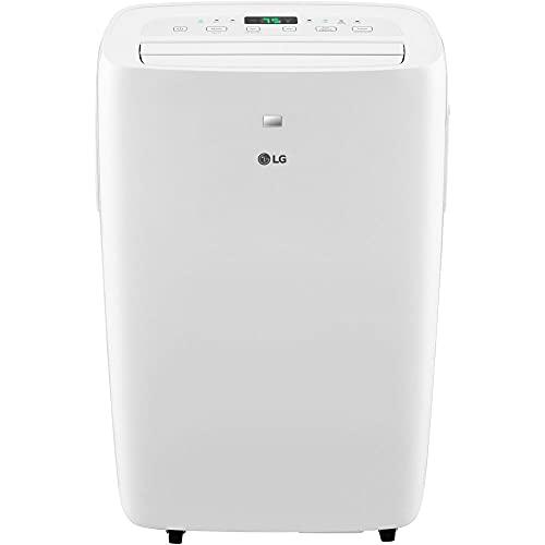 LG 6,000 BTU (DOE) / 8,000 BTU (ASHRAE) Portable Air Conditioner, Cools 250 Sq.Ft. (10