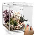 biOrb Cube 60 Aquarium with MCR - 16 Gallon, Transparent