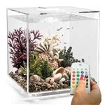 biOrb Cube 60 Aquarium with MCR - 16 Gallon, Transparent