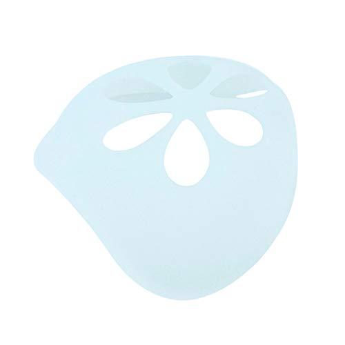 SHUANGA Wiederverwendbare Nasenpads für Nase und Mund - Verhindert das Entfernen von Make-up - Schützender Lippenstifthalter - Atemhilfe in DoucSurfilterr