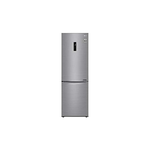 LG FRIGORIFICO GBB71PZDZN 186x60 A++ NO Frost INOX