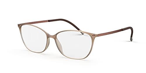 Eyeglasses Silhouette Urban LITE Full Rim 1590 6040 Makeup/Maroon 52/15/140 3