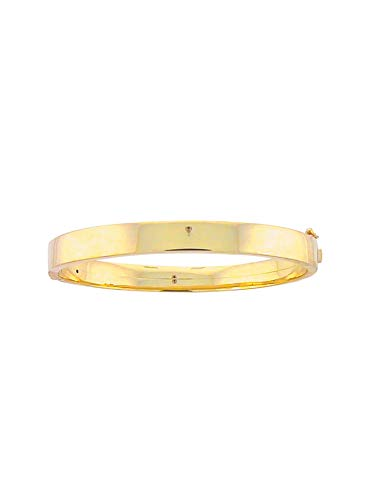 Gold Armreif 14 k 585 Gelbgold