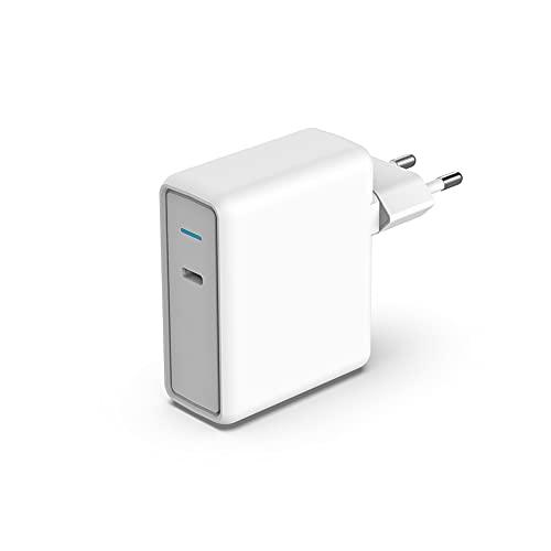 Cargador USB Cargador USB,Quick Charge 3.0 61w,Cargador USB de Pared con 3 Puertos Cargador Móvil Rápido de Pared