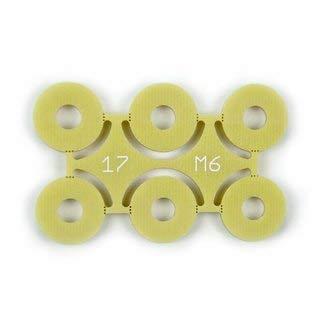 Coolride Griffheizungssystem Standard (M6 Gewinde für Lenkerendgewichte, 14 mm) / Für Motorrad, Quad, ATV - 2
