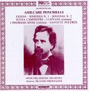 Ponchielli: Elegia / Symphonies Nos. 1 & 2 / Scena Campestre / I Lituani / I Promessi Sposi / Gavotte Poudree