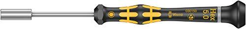 Wera 1569 ESD-Steckschlüssel, 5 x 60 mm, 1 Stück, 05030150001