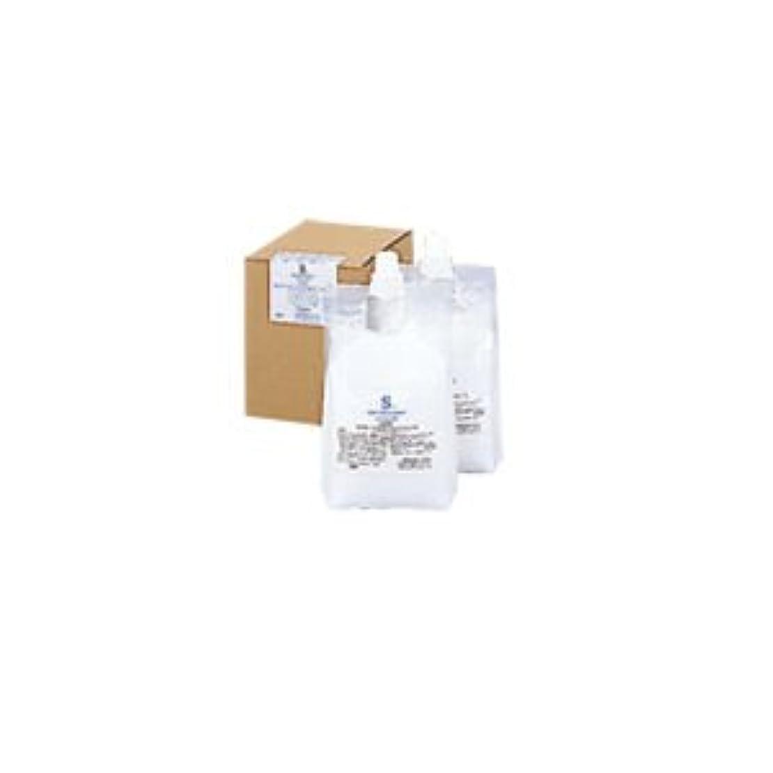 サージお香に渡ってナカノ センフィーク コンディショナー スムース 3000ml(1500ml×2)レフィル