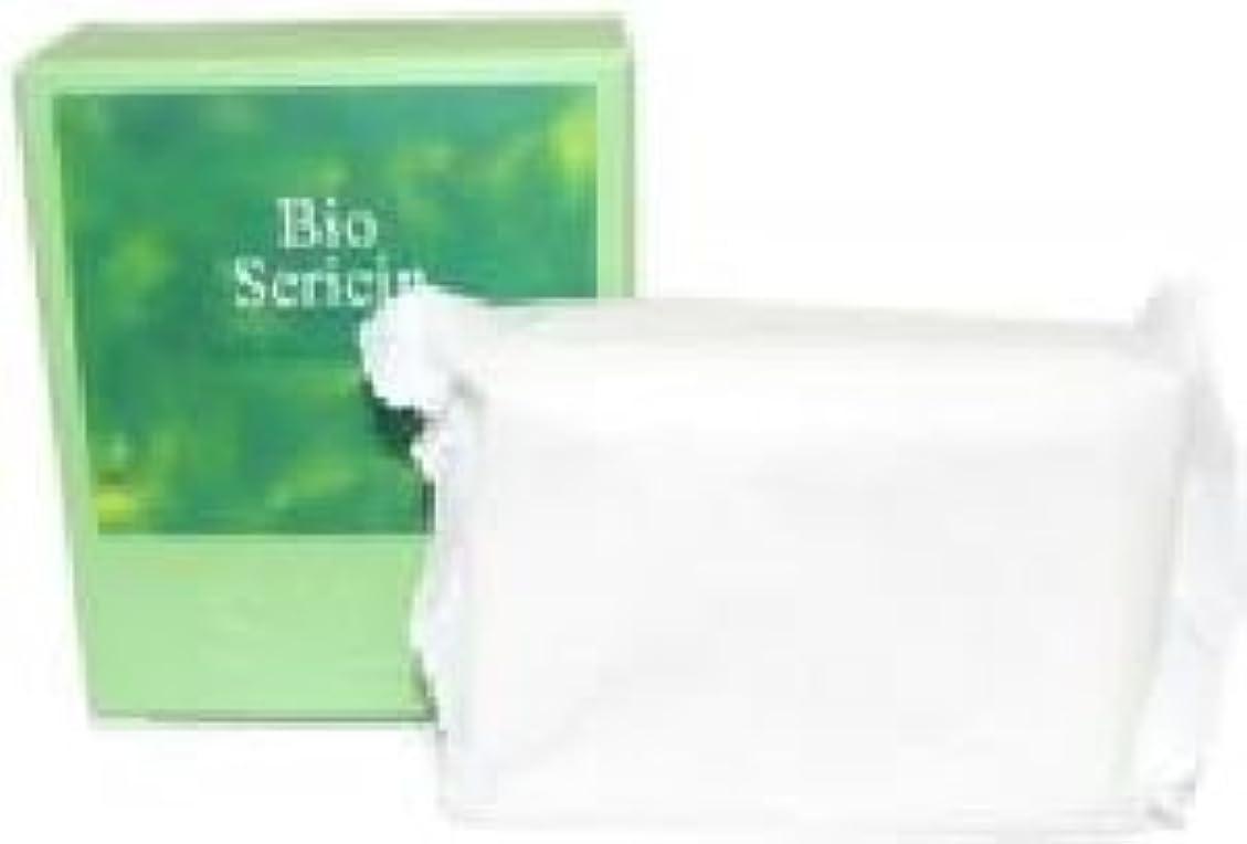 美容石鹸 バイオセリシン シルクビューティソープ 100g
