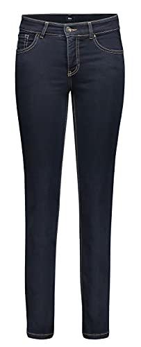 MAC Melanie Damen Jeans Hose, Größe:W46/L36;Farbe:dark rinsewash