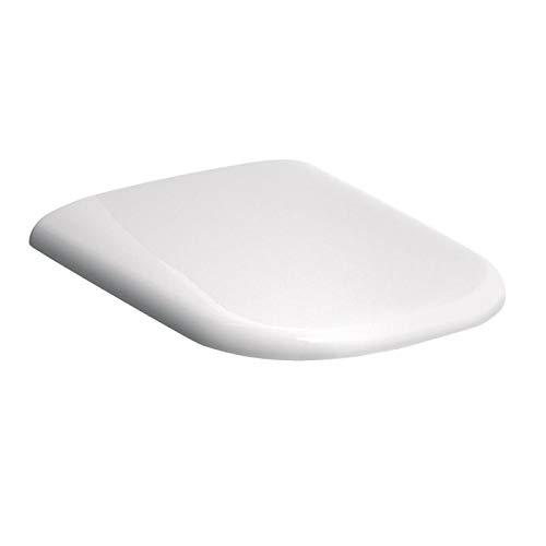 Keramag Smyle WC-Sitz mit Deckel, weiß