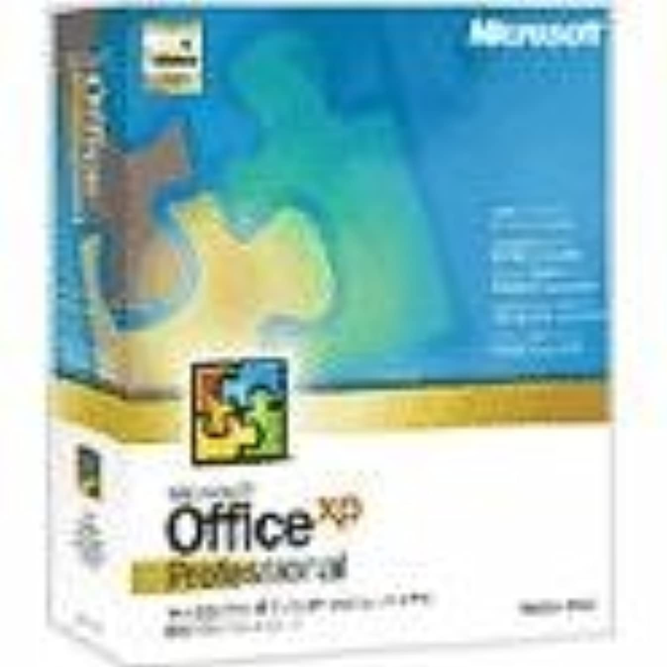 同情的誤って違法【旧商品/サポート終了】Office XP Professional