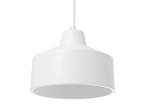 Leitmotiv LM1028 Suspension Ribble alu blanc, Design J. Sabine