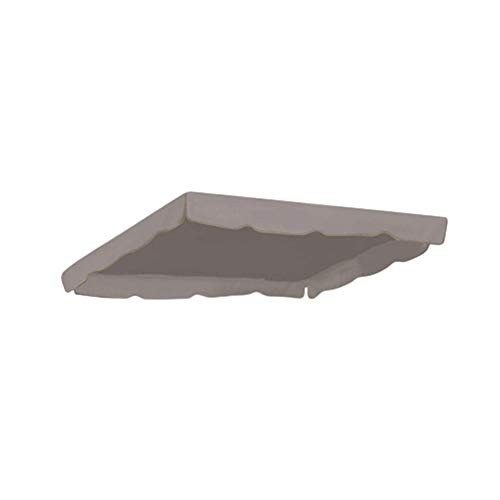 SmallPocket Awning Balcony Waterproof Pergola No Drilling For Outdoor Patio, grau249 * 185 * 18 cm