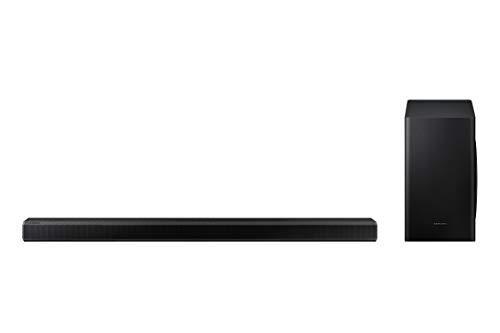 Samsung Soundbar HW-Q70T/ZF Soundbar da 330 W, 3.1.2 Canali, Nero