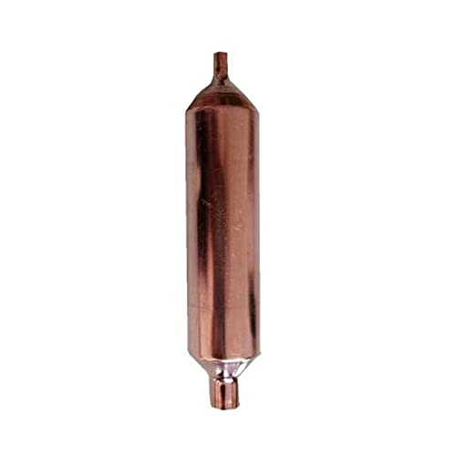 XINYE Filtro de secado Wuxinye AD-Congelador, 130 x 19 mm, filtro de secado engrosado y alargado