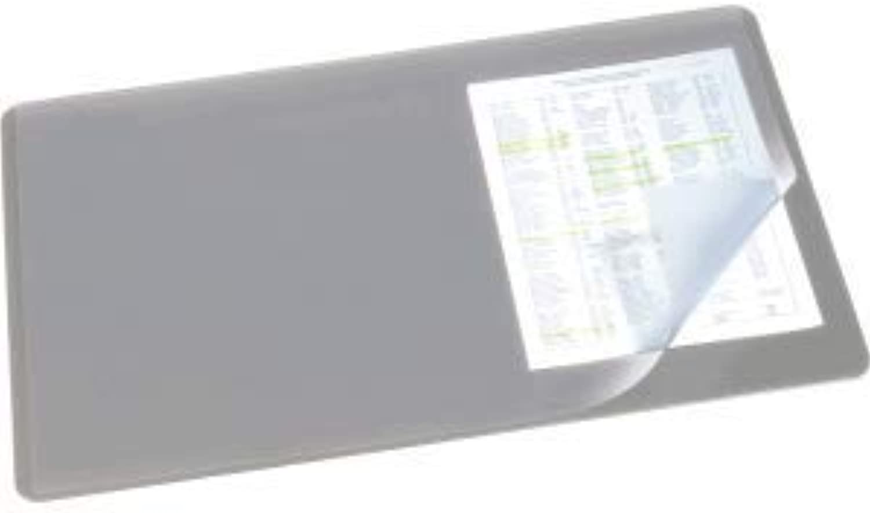 Durable 5 x Schreibunterlage 40x53cm mit Vollsichtplatte grau B0047VDFU0     Günstige Preise