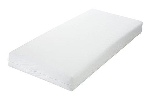 ENCAMED® Encasing - allergendichter Matratzenbezug gegen Hausstauballergie (100x200x20 cm)
