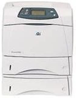 HP LaserJet 4250tn Printer with Extra 500-Sheet Tray (Q5402A#ABA) (Renewed)