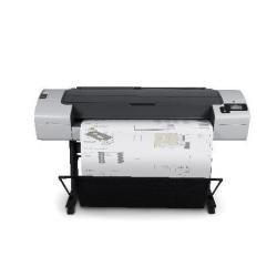 HP Designjet T790 44' Designjet Commercial Printers, 2400 x 1200 DPI, Cian, Magenta, Amarillo, Gris, Pigmento negro mate, A0 (841 x 1189 mm), 0.8 mm, Bond paper, Papel fotográfico, 91 m