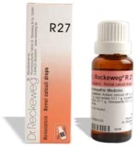 Reckeweg R27 Kidney Stone Drops