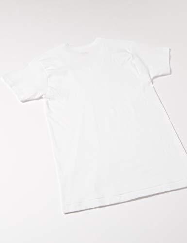 『[グンゼ] インナーシャツ 快適工房 年間 綿100% 半袖V首 KH5015 メンズ ホワイト 日本M (日本サイズM相当)』の1枚目の画像