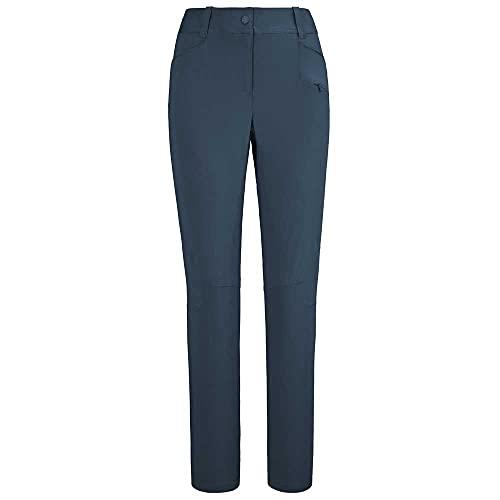 Millet - Wanaka Stretch Pant II W - Pantalon de Randonnée Femme - Coupe-vent et Déperlant - Randonnée, Trekking - Bleu