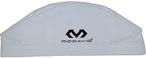 McDAVID 899 Skully Skull Cap Mütze ONE SIZE Weiß