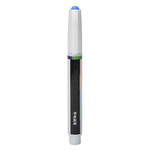 Leitfähiger Tintenstift, Elektrischer Lackstift Elektronische Schaltung DIY Handwerk PCB Repair Tool(Schwarz)