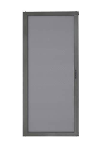 K.D. Heavy Duty Aluminum Sliding Patio Screen Door Kit(36'x96', White)-2.5' Frame