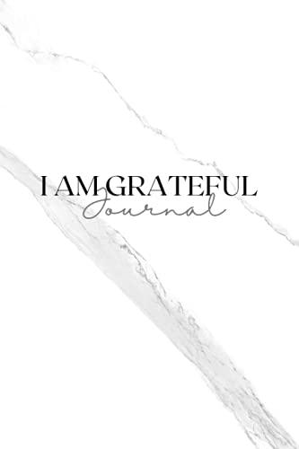 I AM GRATEFUL WRITING JOURNAL (Spanish Edition)