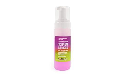 Sambol - Schaum-Glanz-Reiniger für Uhren und Schmuck - Die perfekte Schmuck-Reinigung, geeignet für jeden Schmuck! (150 ml)