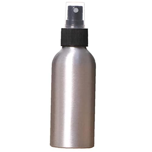 Pinicecore Aluminium Ätherisches Öl Spray-Flaschen Nachfüllbare Duftstoff-feine Nebel Atomiser Leere Schönheit Metall Kosmetischer Behälter Reise Flaschen 100ml