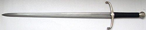 Ritterschwert Damast Gefaltet Mittelalter Schwert + Scharf KAWASHIMA STEEL ® - 4
