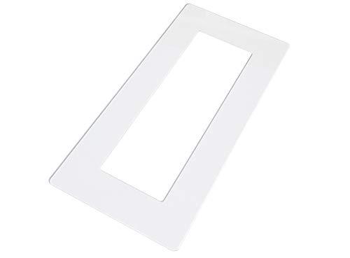 Acrylglas Dekorrahmen brillant