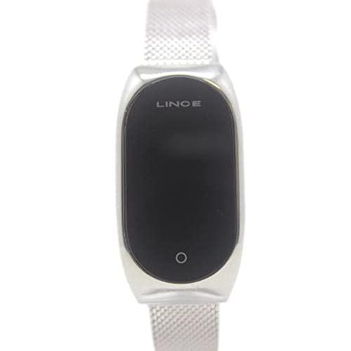 Relógio Lince Feminino Ref: Ldm4641l Pxsx Digital LED Prateado