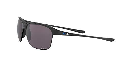 Product Image 3: Oakley Women's OO9191 Unstoppable Rectangular Sunglasses, Matte Black/Prizm Grey, 65 mm
