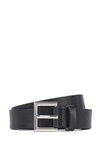 BOSS Damen Taylor Belt 2.5 cm-N In Italien gefertigter Gürtel aus Nappaleder mit polierter Schließe
