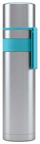 Termo boddels HEET 700 ml - Tu jarra térmica para viajar (azul turquesa)