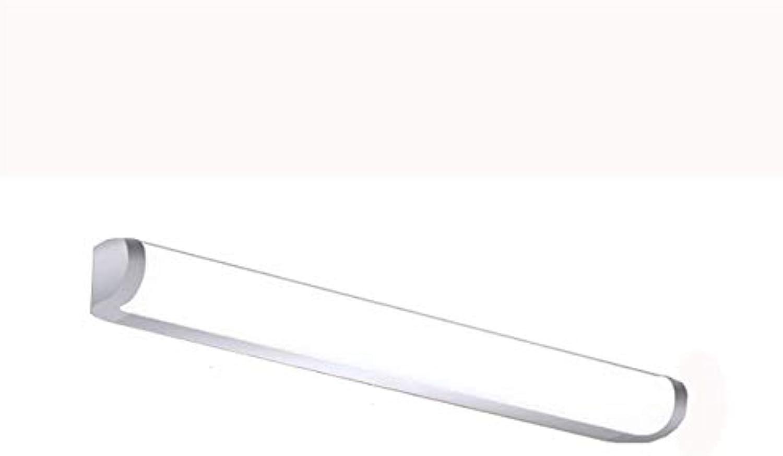 LED Acryl Spiegel vorne Licht WC Badezimmer Spiegelschrank Licht Schliefachraum Wandleuchte wasserdicht Wasserfeste Continental Einfache moderne Kommode Leuchte (weie Beleuchtung) (Gre