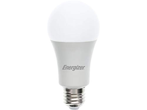 Energizer Connect Smart A19 LED Warm White Light Bulb with Voice Control and Remote Access Through Your Smartphone | Compatible with Alexa and Google Assistant
